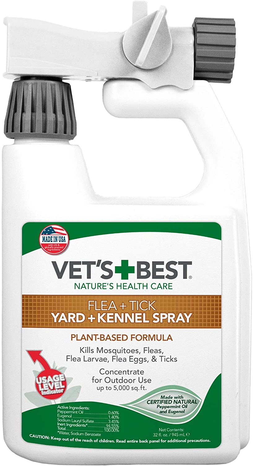 Best Flea Treatment for Yard 2020 - Consumer Reports